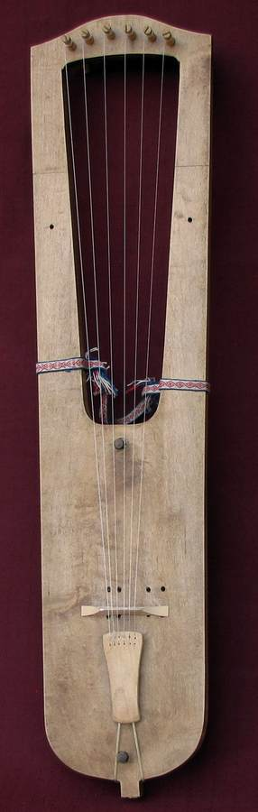 Example of one of my trossingen lyres